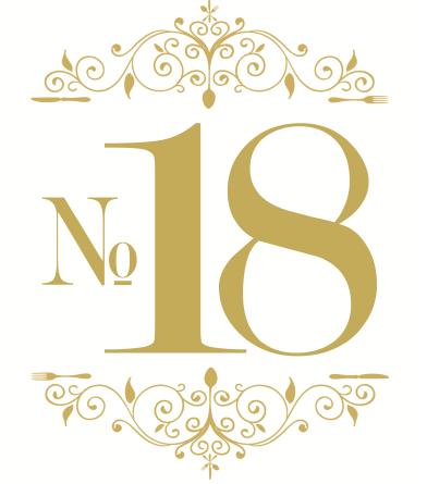 Logo No18 Restaurant & Bar