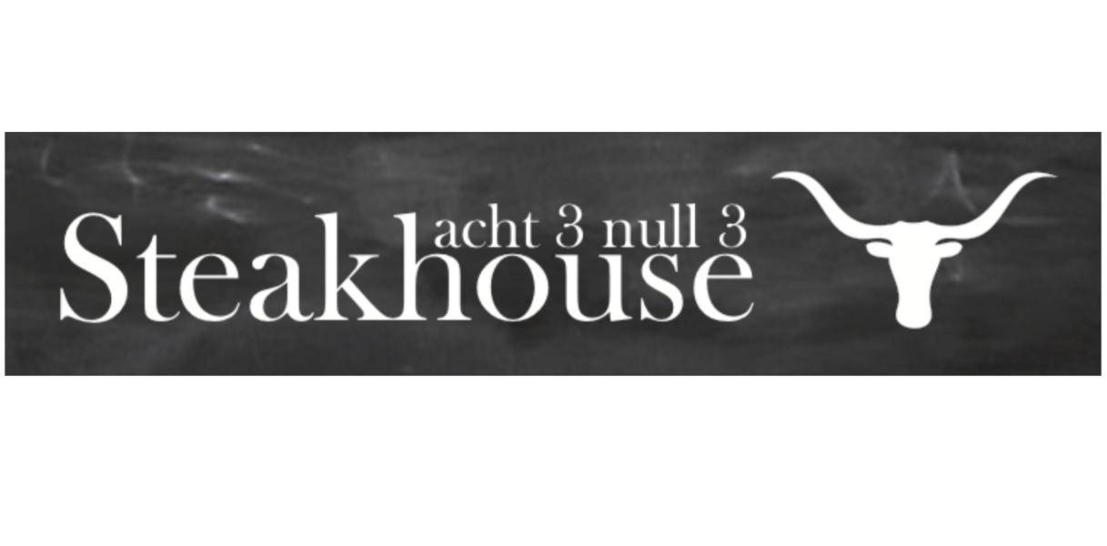 Logo Steakhouse 8303