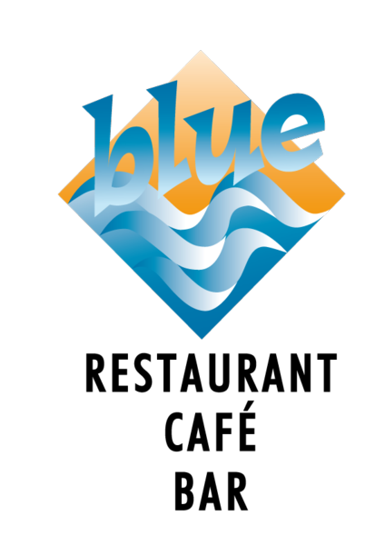 Logo Restaurant-Cafe-Bar Blue